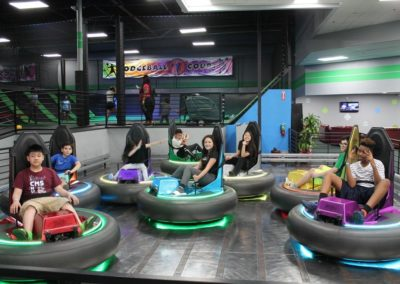 FlipnFun Bumper Cars Attraction